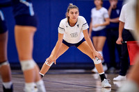 Women's Volleyball vs San Diego Christian College - 2017-09-29